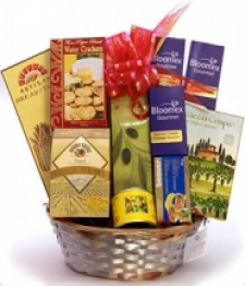 Cheese Lover Gift Basket