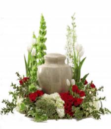 Serenity Urn Arrangement